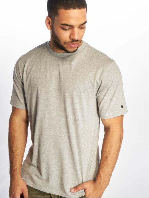 Carhartt WIP T-Shirt Base grau