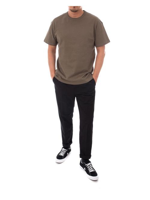 Carhartt WIP T-Shirt Military grün