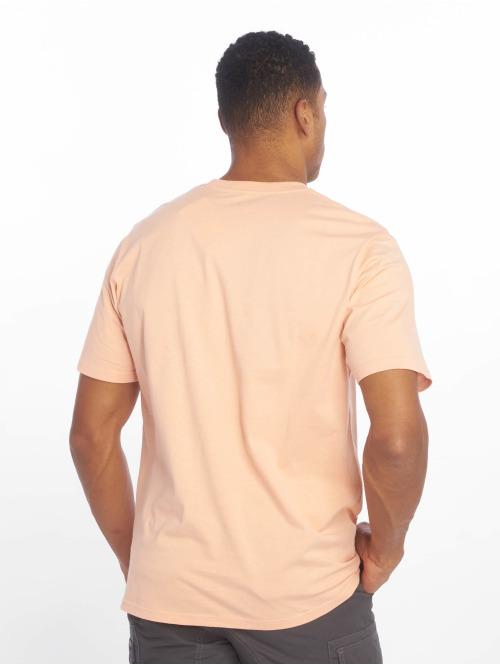 Carhartt WIP T-Shirt Wip Pocket orange