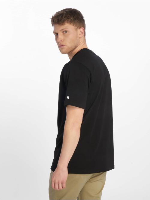 Carhartt WIP T-Shirt Base schwarz