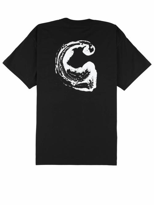 Carhartt WIP T-Shirt Foam C schwarz