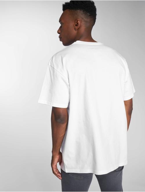 Carhartt WIP T-Shirt Chase weiß