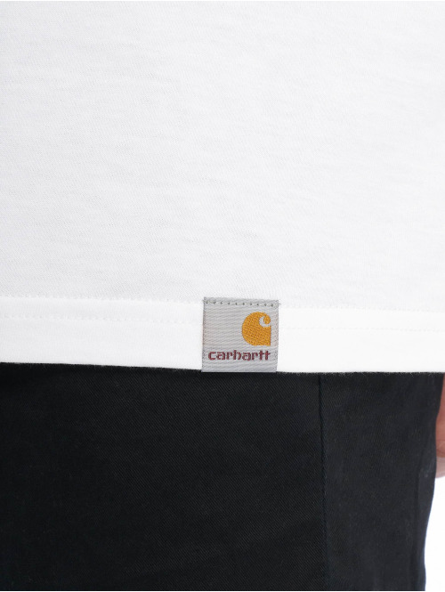 Carhartt WIP T-Shirt Way Through weiß