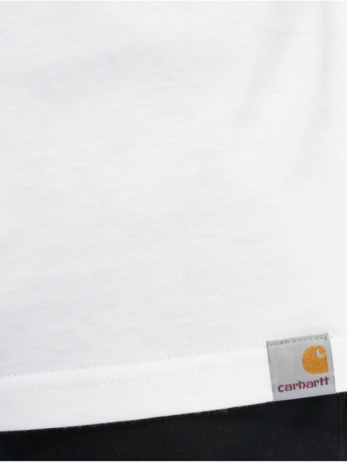 Carhartt WIP T-Shirt Mountain weiß