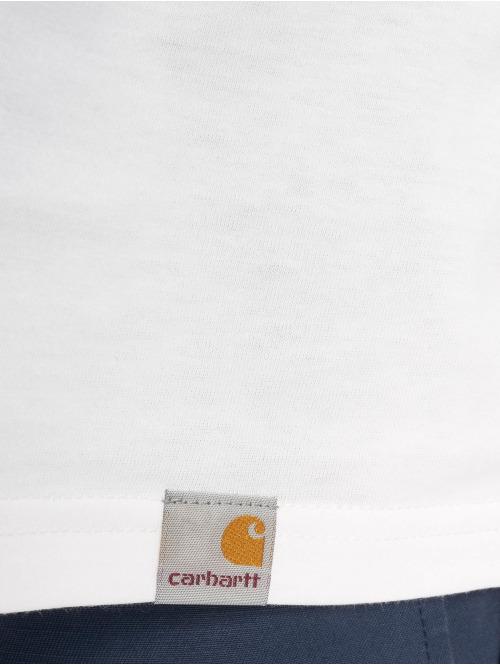 Carhartt WIP T-Shirt Wip C Tape weiß