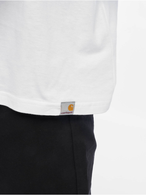 Carhartt WIP T-Shirt Greetings From weiß