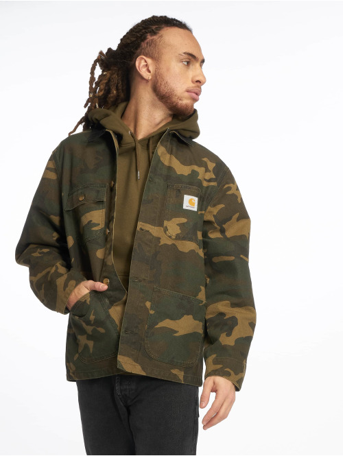 Carhartt WIP Übergangsjacke Michigan Coat camouflage