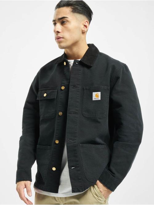 Carhartt WIP Übergangsjacke Michigan Coat schwarz
