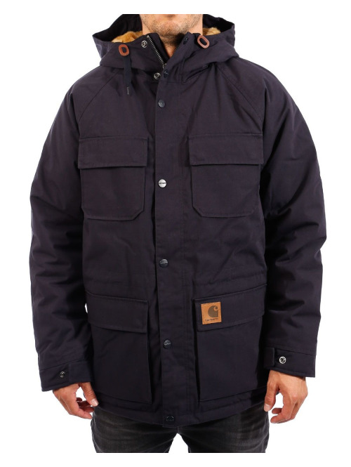 Carhartt WIP Winterjacke Mentley blau