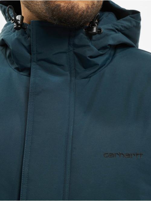 Carhartt WIP Winterjacke Kodiak blau
