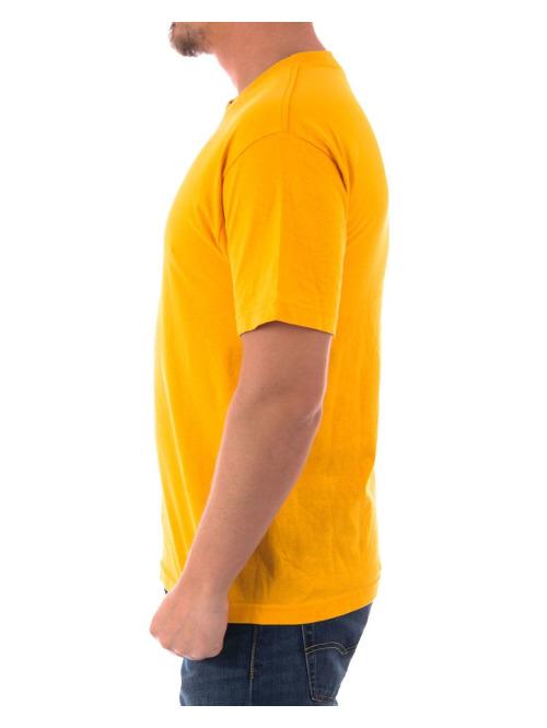 Carrots T-Shirt Chamoline Wordmark gelb