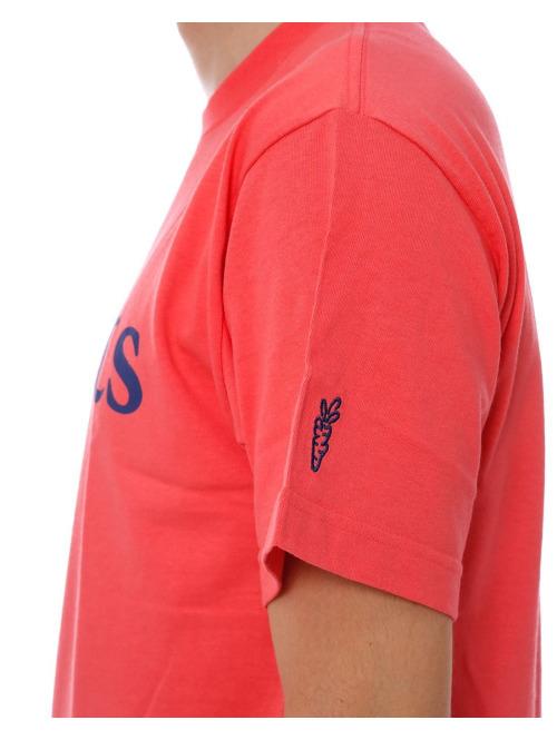 Carrots T-Shirt Wordmark rot
