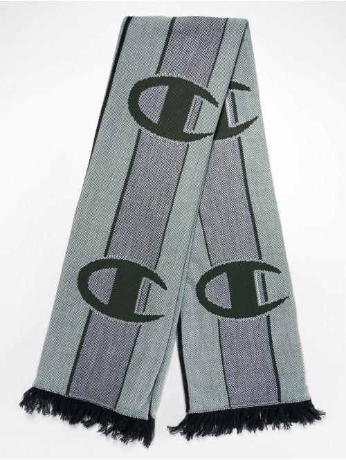 Champion Schal Knitted Scarf grün