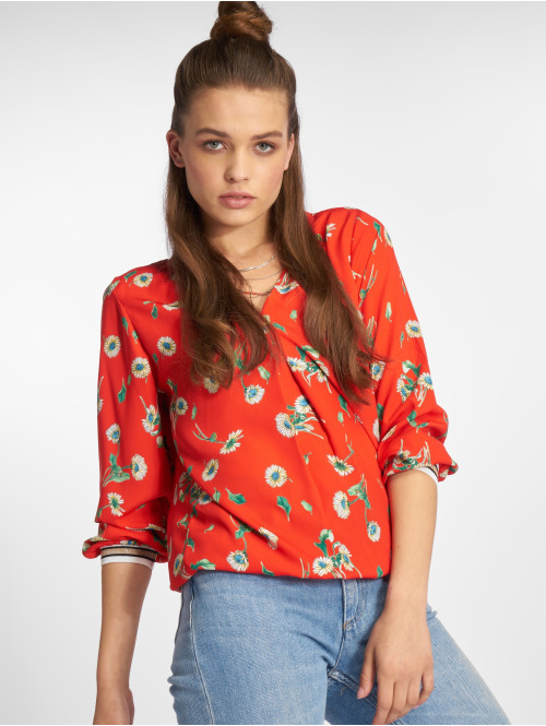 Charming Girl Bluse Kelly rot