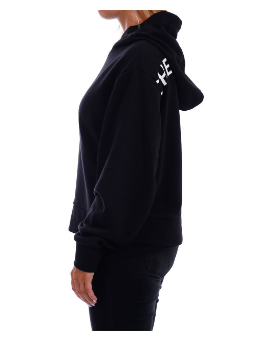 Cheap Monday Hoody Attract schwarz