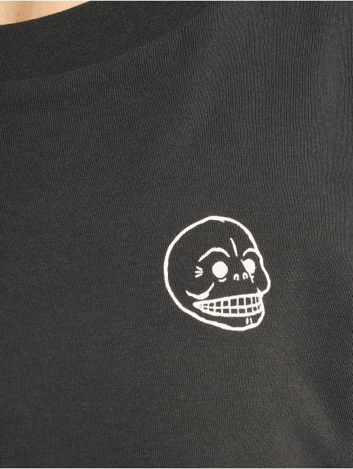 Cheap Monday Longsleeve Beside Skull schwarz