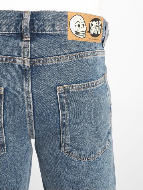 Cheap Monday Shorts Sonic Norm Core blau