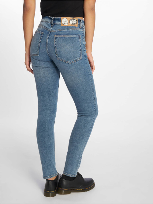 Cheap Monday Skinny Jeans Tight Norm Core blau