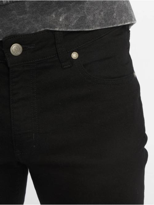 Cheap Monday Skinny Jeans Him Spray Cut schwarz