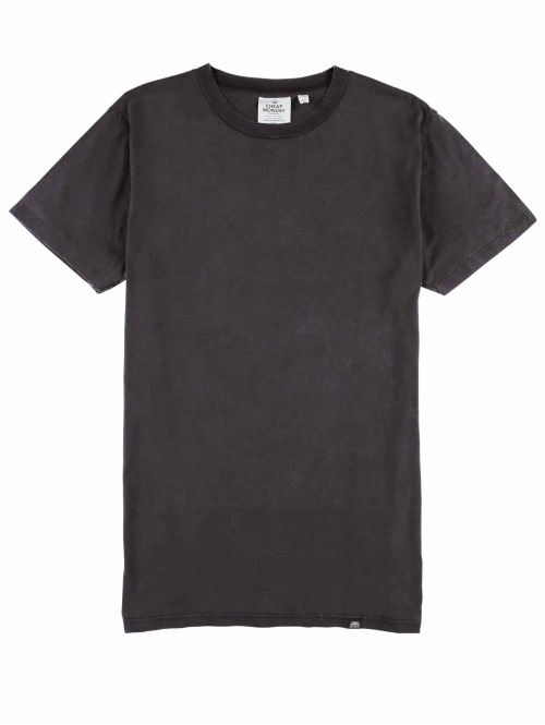 Cheap Monday T-Shirt Dragged schwarz