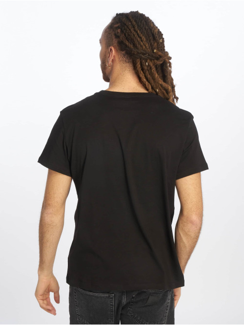 Cheap Monday T-Shirt Standard Cheap Monday Text schwarz
