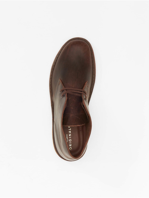 Clarks Boots Desert braun