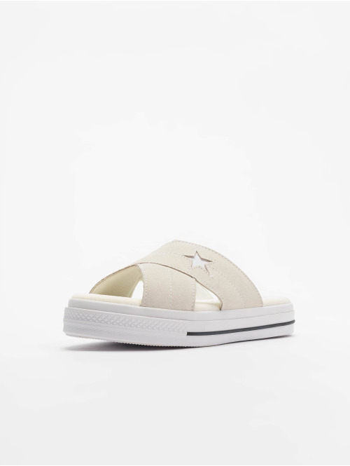 Converse Sandalen One Star Slip beige