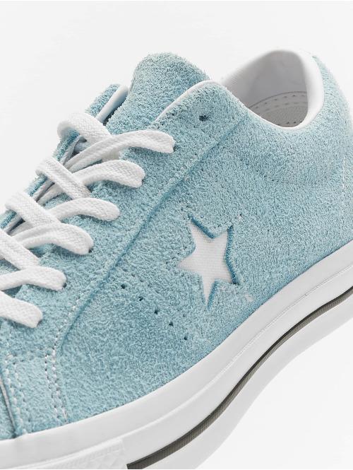 Converse Sneaker One Star Ox blau
