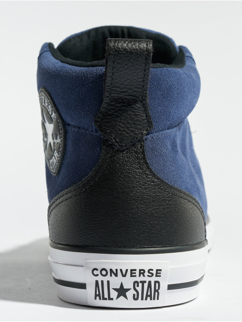 Converse Sneaker Chuck Taylor All Star Street Mid blau