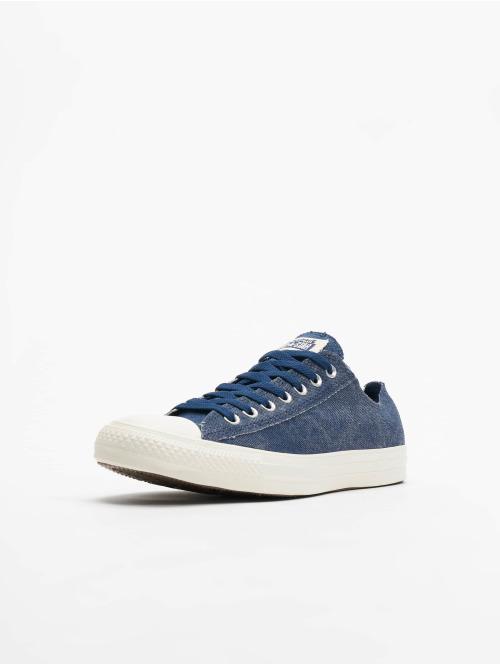 Converse Sneaker Chuck Tailor All Star Ox blau