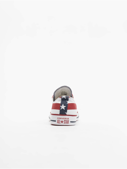 Converse Sneaker All Star Stars & Bars Ox bunt