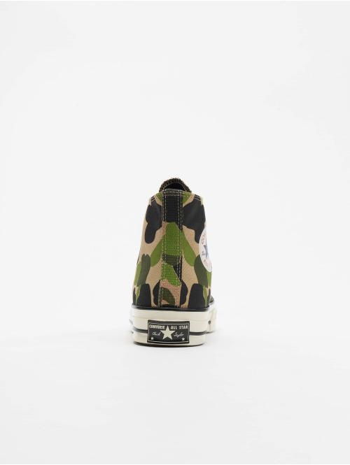 Converse Sneaker Chuck 70 HI camouflage