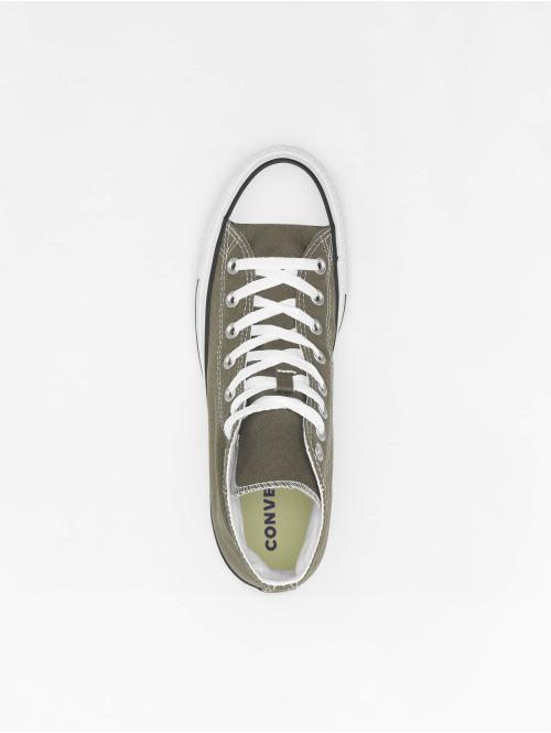 Converse Sneaker Chuck Taylor All Star Seasonal High grau