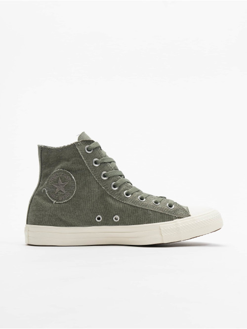Converse Sneaker Chuck Tailor All Star Hi grau