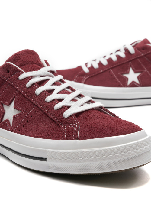 Converse Sneaker One Star Ox rot