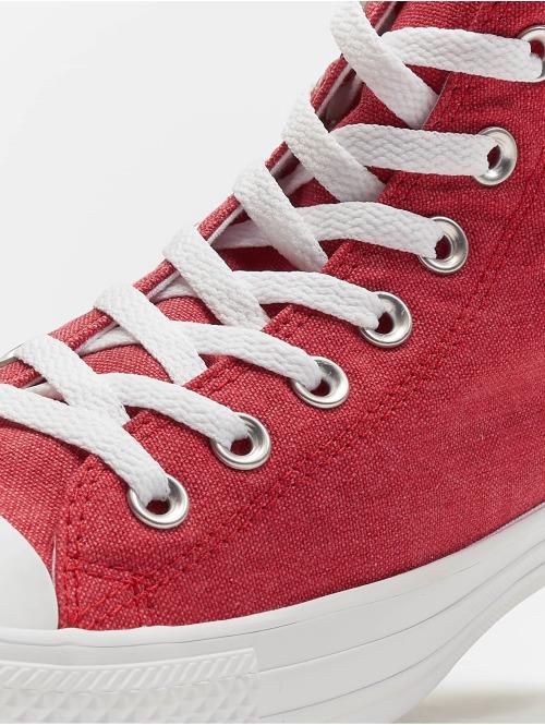 Converse Sneaker Chuck Taylor All Star Hi rot