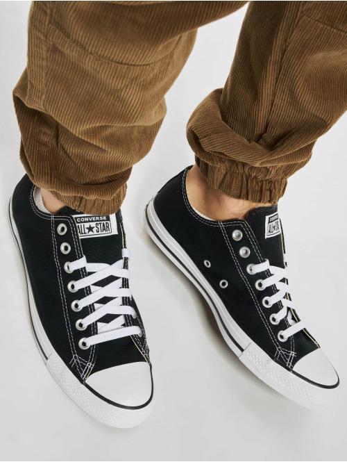 Converse Sneaker All Star Ox Canvas Chucks schwarz