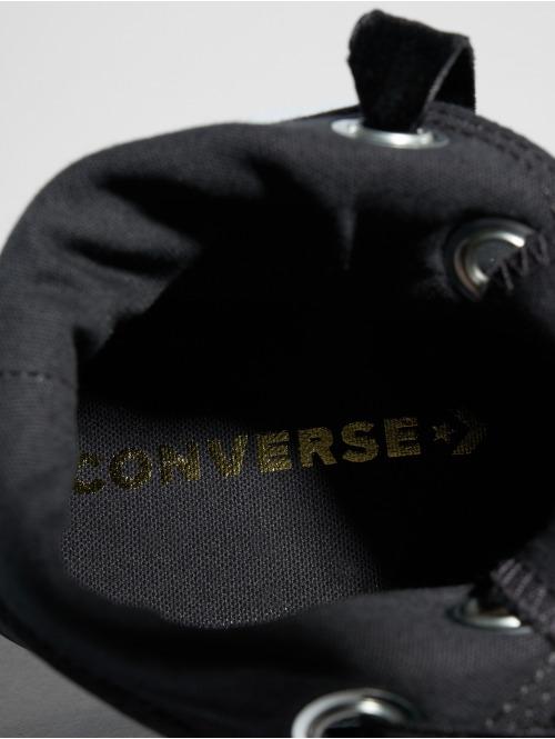 Converse Sneaker Taylor All Star Big Eyelets Hi schwarz