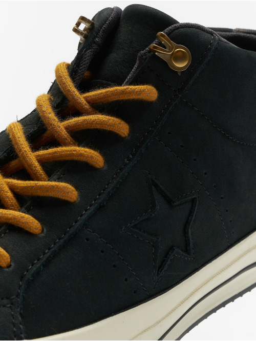 Converse Sneaker One Star Counter Climate schwarz