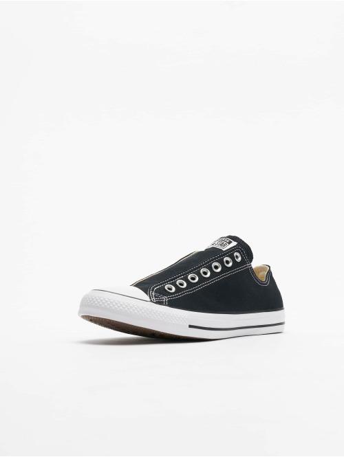 Converse Sneaker Chuck Tailor All Star Slip schwarz