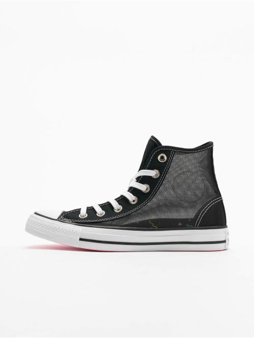 Converse Sneaker Chuck Tailor All Star Hi schwarz
