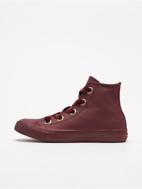 Converse Sneaker Chuck Taylor All Star Big Eyelets Hi violet