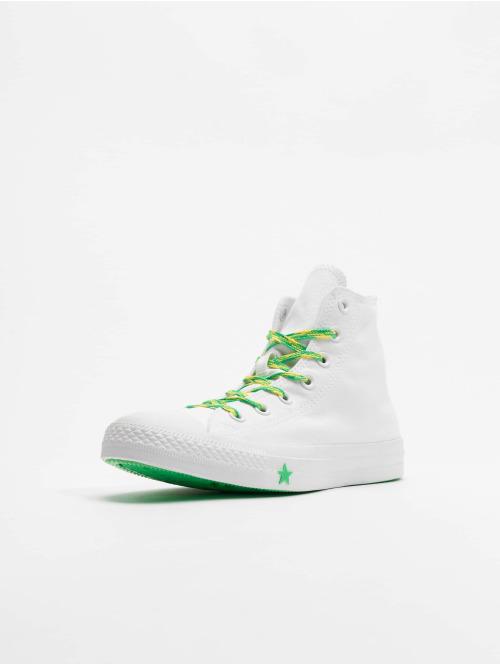 Converse Sneaker Chuck Tailor All Star Hi weiß