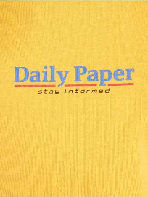Daily Paper Longsleeve Disa gelb