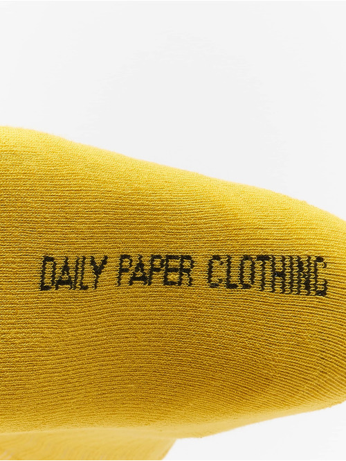 Daily Paper Socken Foney gelb