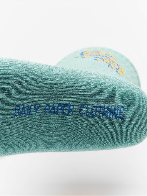 Daily Paper Socken Fulton türkis