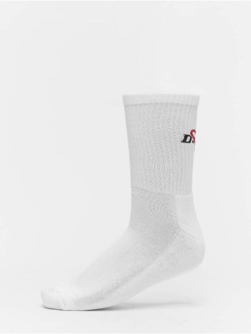 Daily Paper Socken Flint weiß