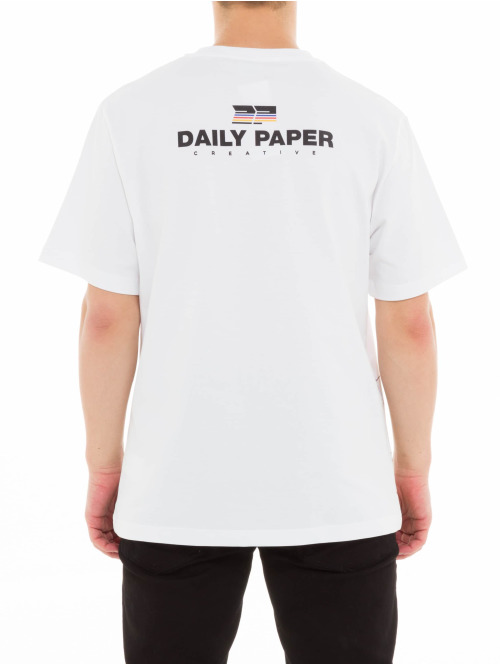 Daily Paper T-Shirt Fadwa 2 weiß