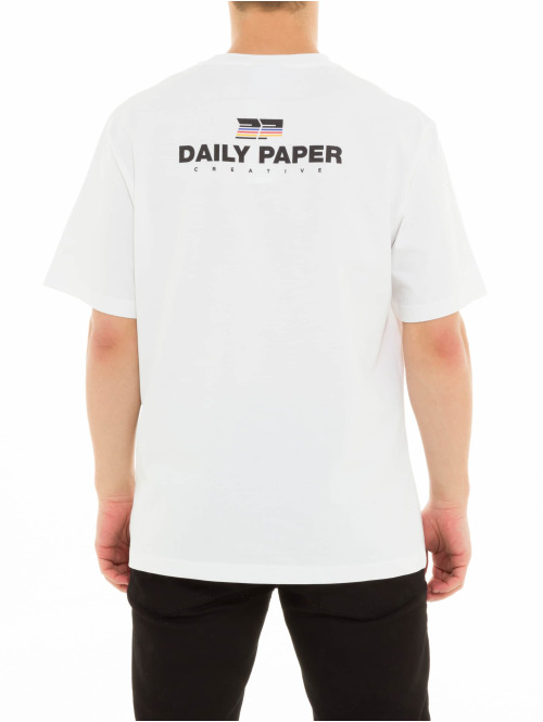 Daily Paper T-Shirt Fadwa 7 weiß