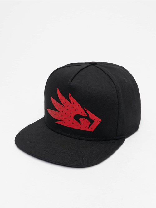 Dangerous DNGRS Casquette Snapback & Strapback  Logo Snapback Cap Black/...
